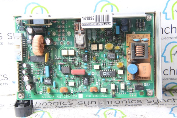 GCMS QP 2010 Plus IS Control Board 225-11230