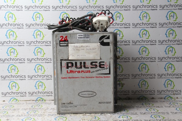 PULSE ULTRA PLUS CHARGER 14V 100AH AX1013237