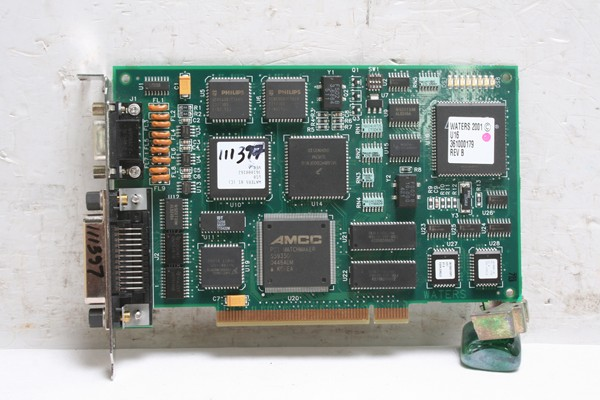 21000017220 Rev D BusLace PCI GPIB DAQ Card