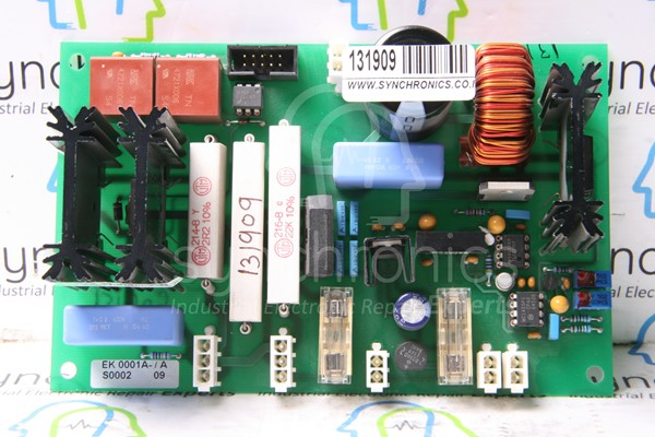Power Supply Card EK 0001A