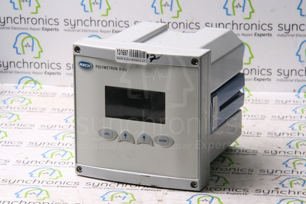 Polymetron 9100 Analyzer 9125 Conductivity Transmitter