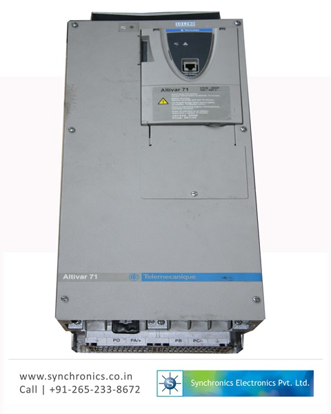 ATV71HD37N4 ALTIVER 71 Variable Frequency Drive 37KW