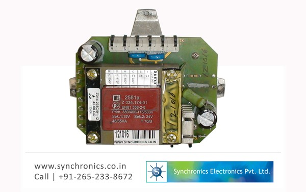 Aumatic Power Supply Card