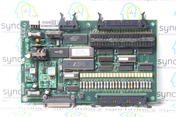 Input Output  Card  V63101400 NK-153 REV.1