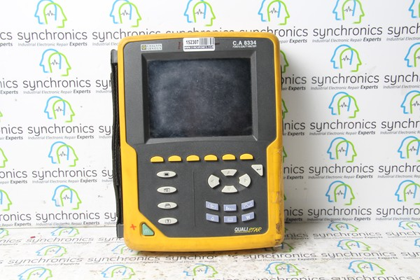 C.A.8334 Power & Quality Analyser