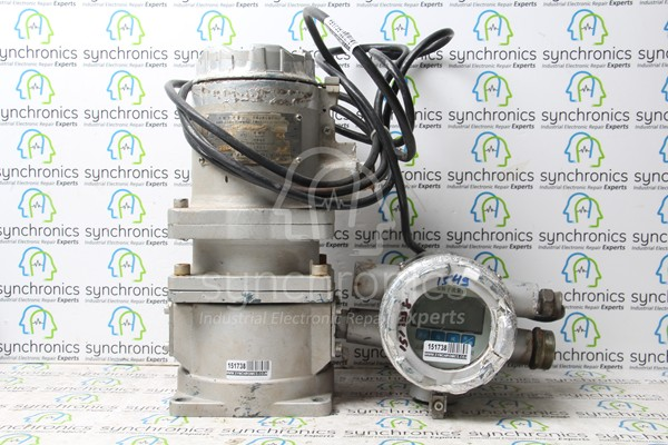 Double-Rotator Flowmeter LSZ-40DC1-6PS304B