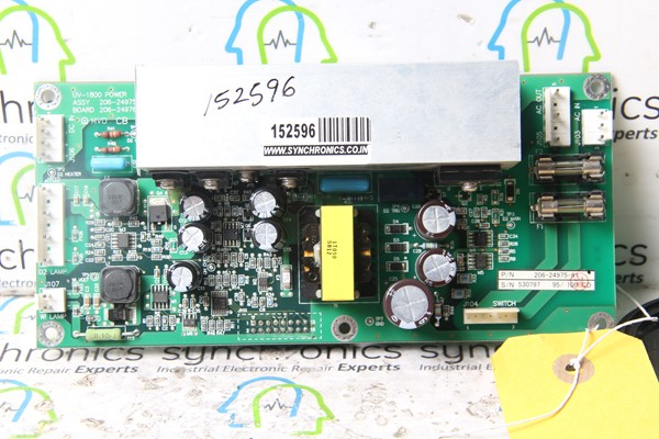 UV-1800 Power Supply Board 206-24975
