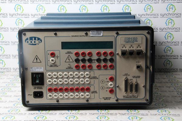 Relay Test Kit F6150 Power System Simulator