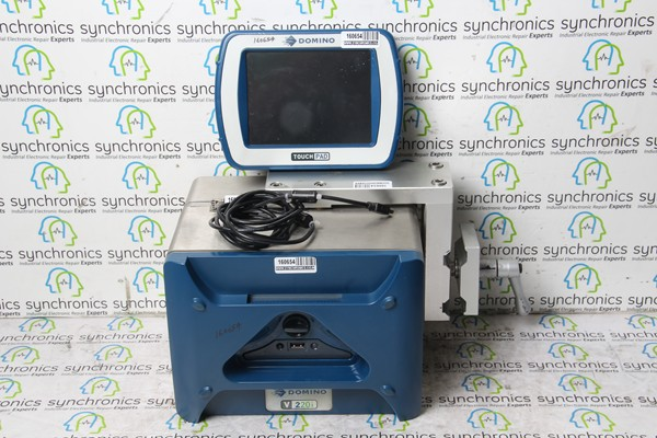 V220i Thermal Transfer Printer With TouchPad