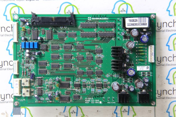 DSC Power PCB 346-67110-91 PC-61D-B  222-11646  222-11642
