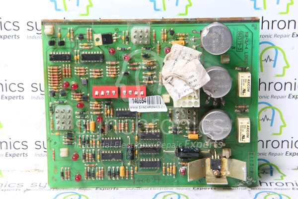Wire Feeder Logic Card G 1379-3