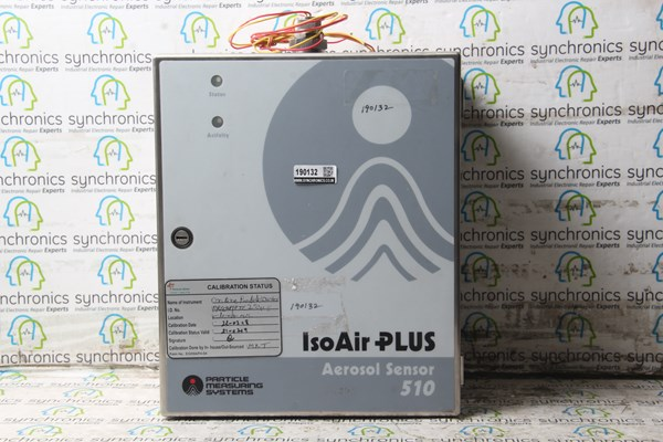 ISO Air plus Aerosol sensor 510