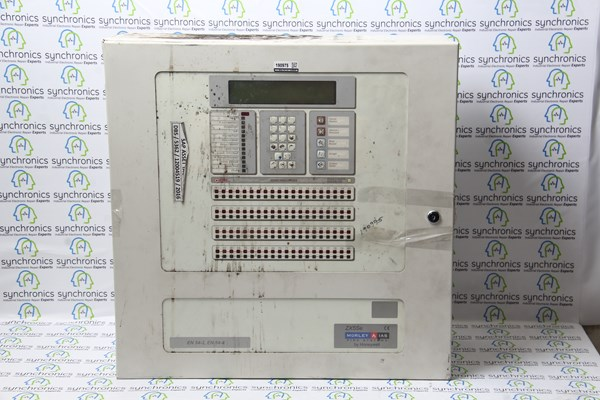 ZX5Se Morley 1-5 Fire Alarm Loop Control Panel