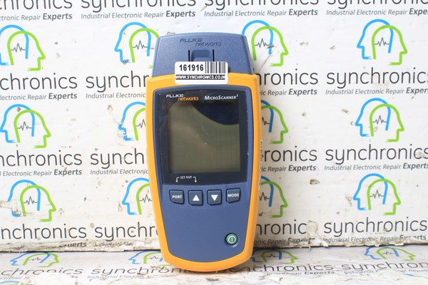 MicroScanner2 MS2-100 Cable Verifier