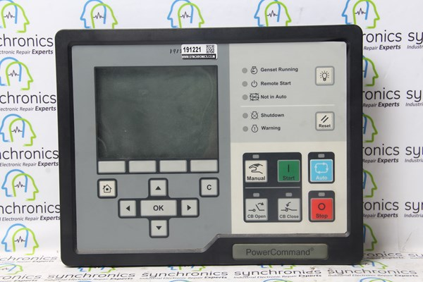 PowerCommand Engine Controller HMI320
