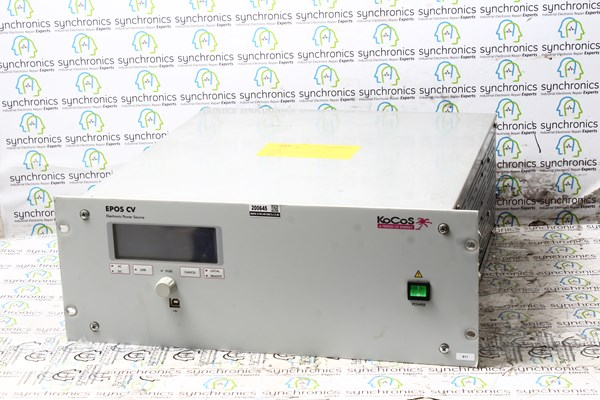 EPOS CV 811 AC/DC Voltage Source