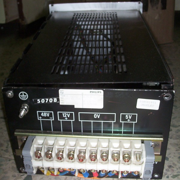 T-20 Power Supply 5V,12V Sr No:008551931